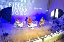Programa Naves 2020: premiaron a los emprendedores del año
