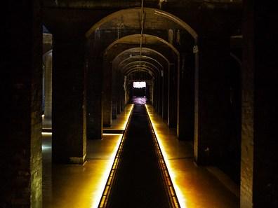 Las Cisternas, una fascinante construcción que se reconvierte