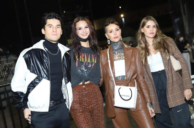 Moda y música en el Buenos Aires Fashion Week AW2021