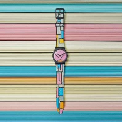Swatch X MoMA, una edición muy especial de relojes