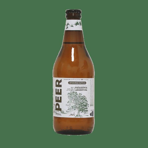 Peer Levaduras Nativas, la sidra sustentable fabricada con ciencia