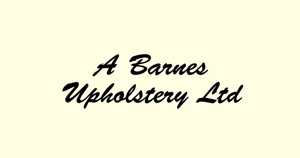 A barnes upholstry