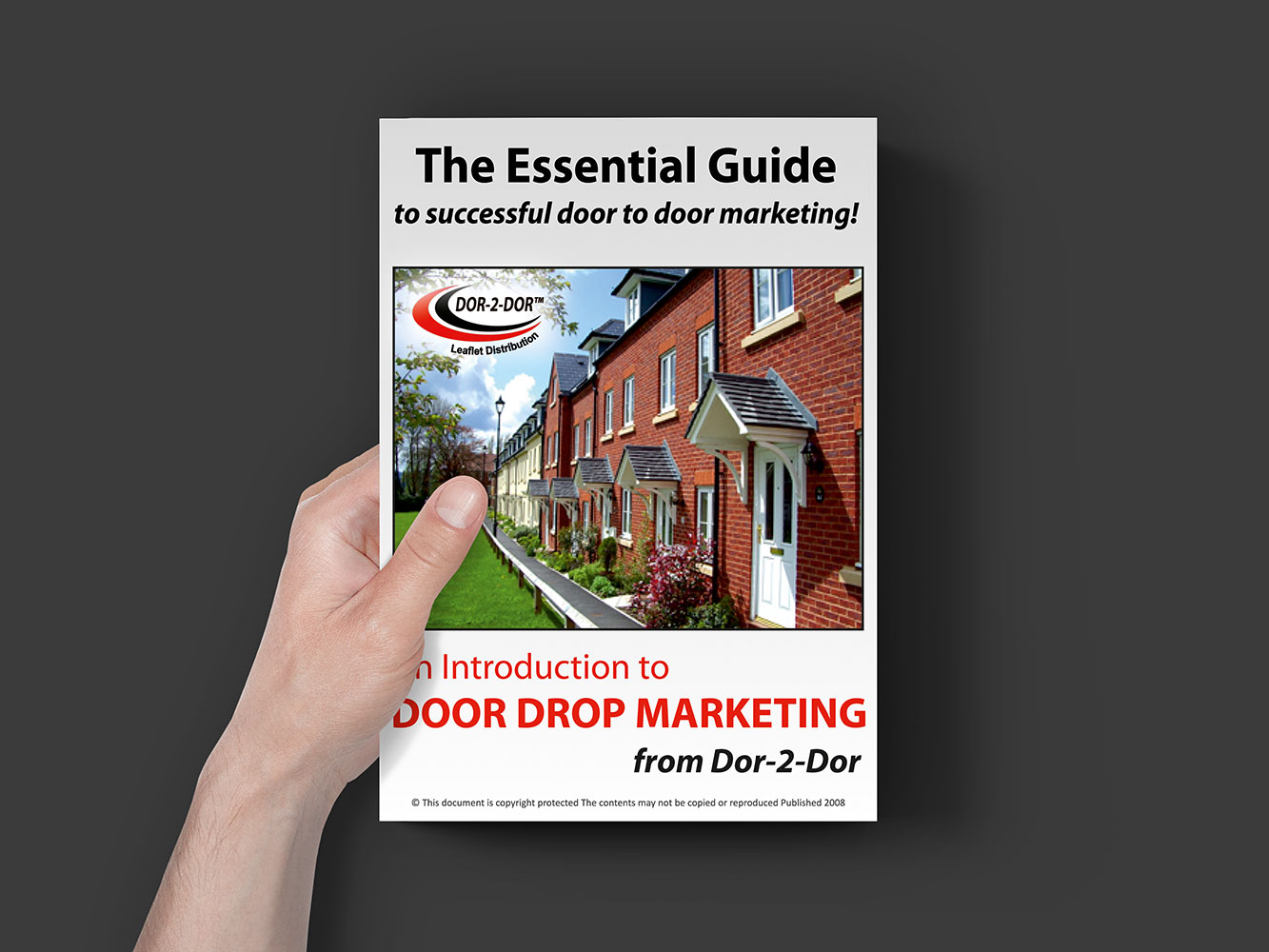 Essential FREE Guide to Successful Door Drop Marketing