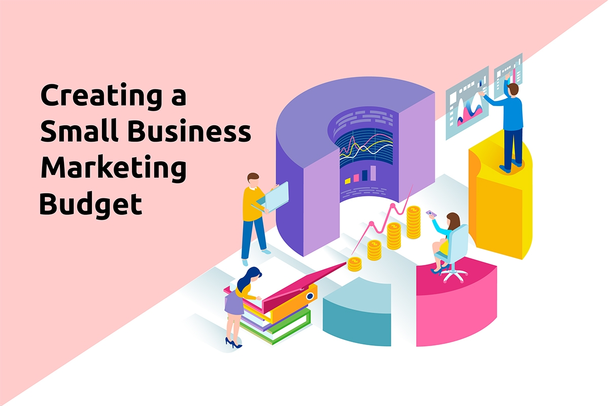 8 steps for creating a small business marketing budget