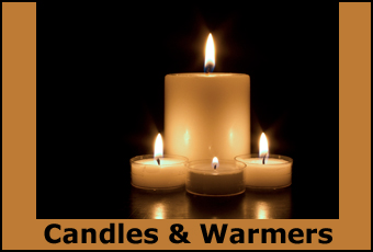 Candles, Warmers & Scents