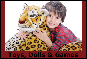 Toys, Dolls & Games