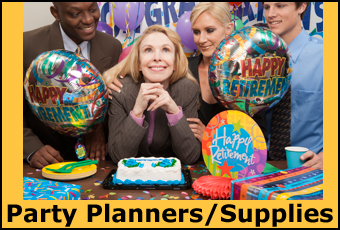 Party Planners & Supplies