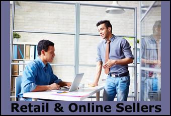 Retail Sales: eBay, Amazon, Etsy