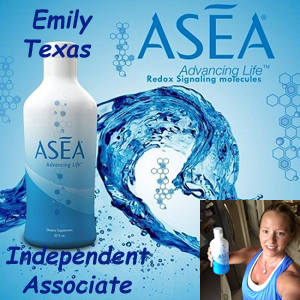 Emily - Texas - Asea - Independent Associate.