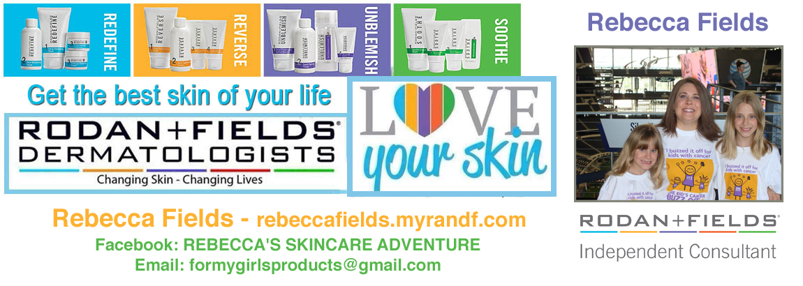Rebecca Fields - Rodan + Fields Independent Consultant