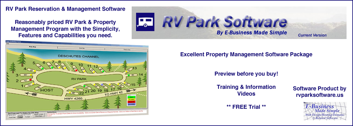RV Park Software