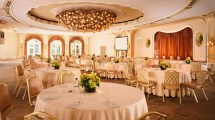Crystal Boardroom - Beverly Hills Hotel Dorchester