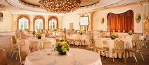 Beverly Hills Hotel Crystal Ballroom