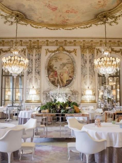 Le Meurice 5 Star Luxury Hotel In Paris Dorchester