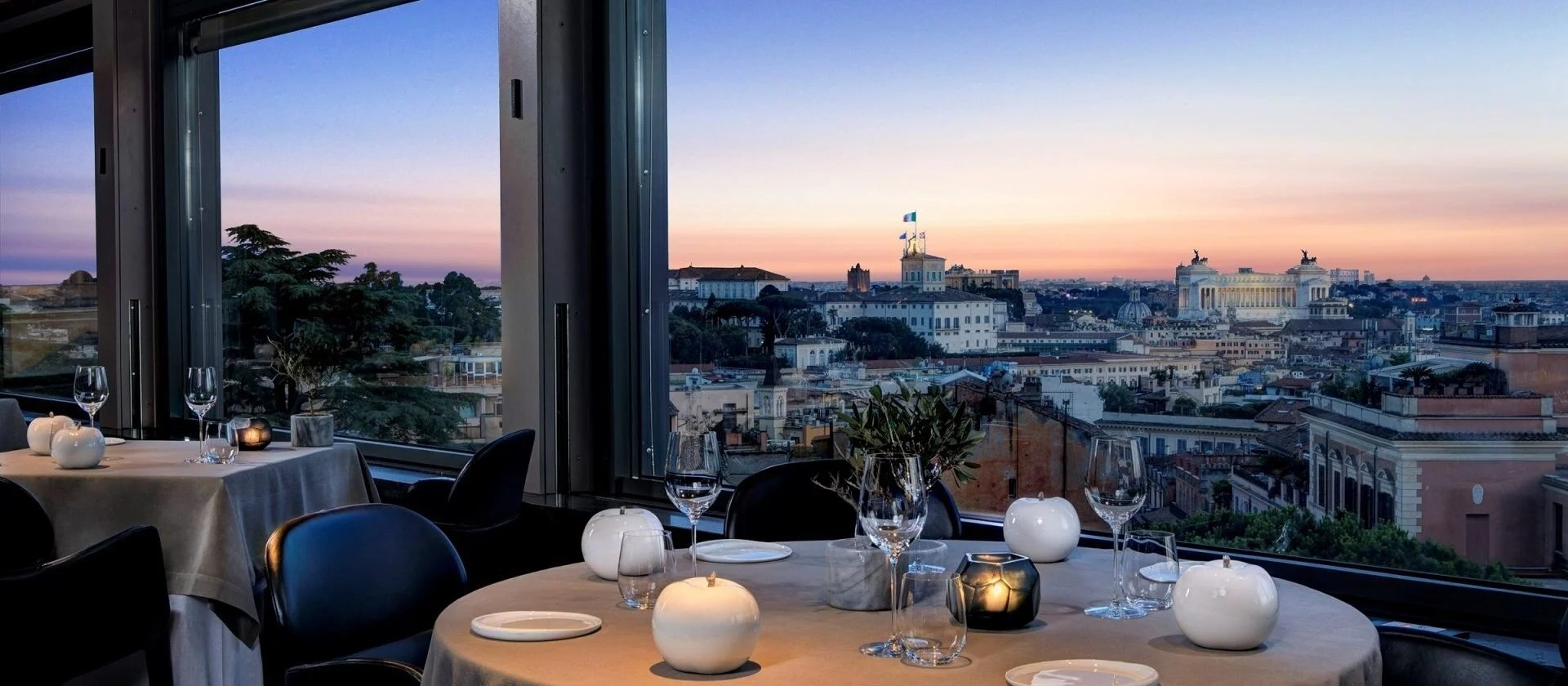Luxury Terrazza  Rome  Hotel Eden  Dorchester Collection
