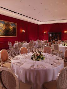 Luxury Sala Borghese - Rome Hotel Eden Dorchester