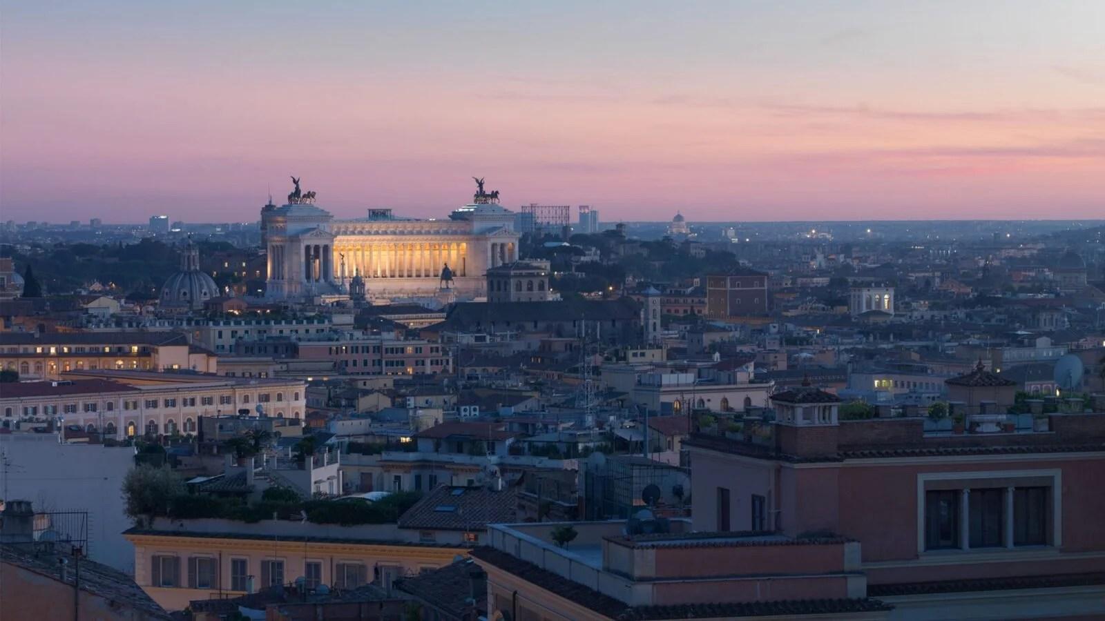 Luxury Terrazza  Rome  Hotel Eden  Dorchester Collection