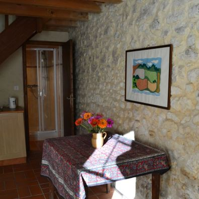 Sitting Room in North Barn