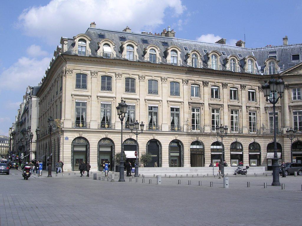Maison Boucheron Paris Place Vendome