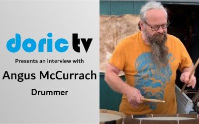 Doric TV – Angus McCurrach – Drummer