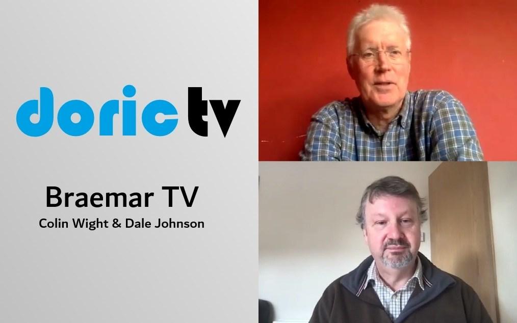 Doric TV – Culture and People Doric TV meets Braemar TV