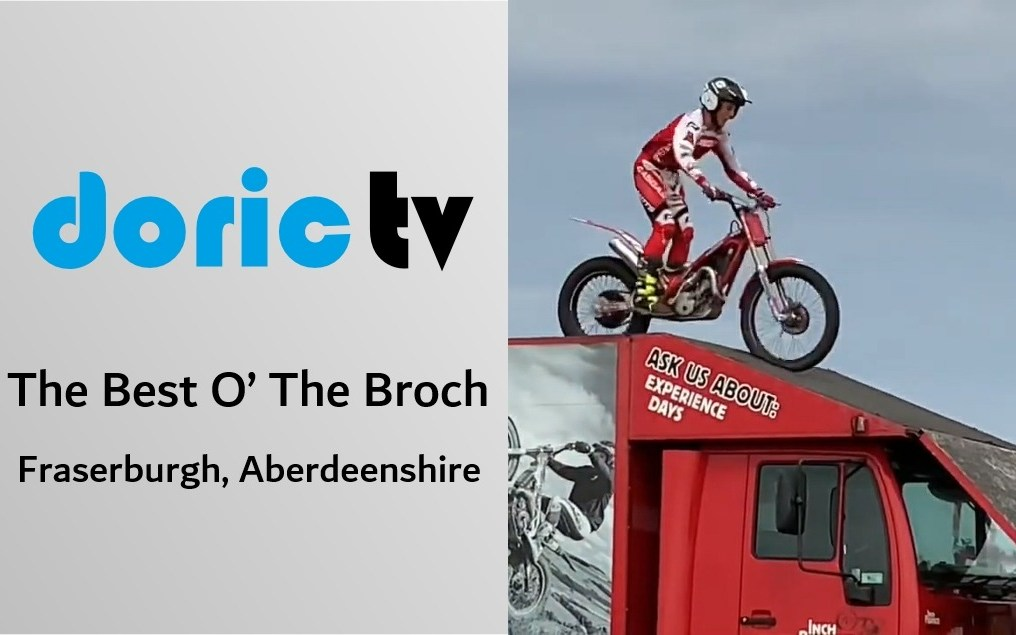 Doric TV – Travel – The Best O' The Broch