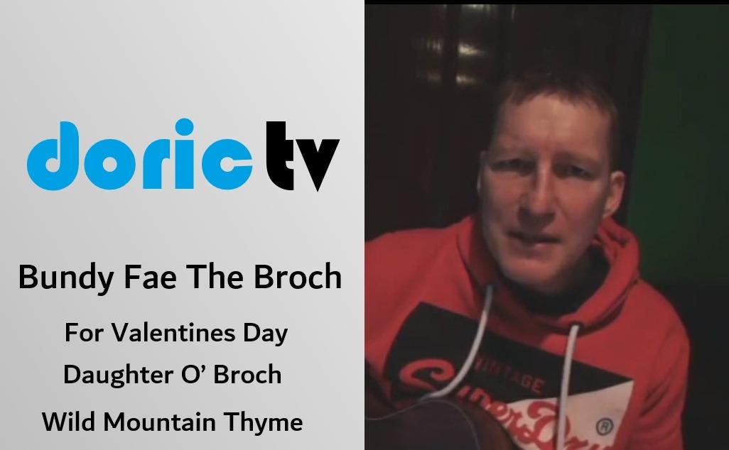 Doric TV – Culture & Song – Bundy Fae The Broch