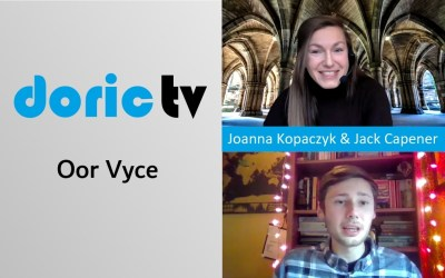 Doric TV – Meets Joanna and Jack from Oor Vyce