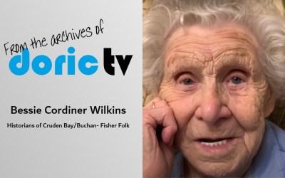Doric TV – Bessie Cordiner Wilkins