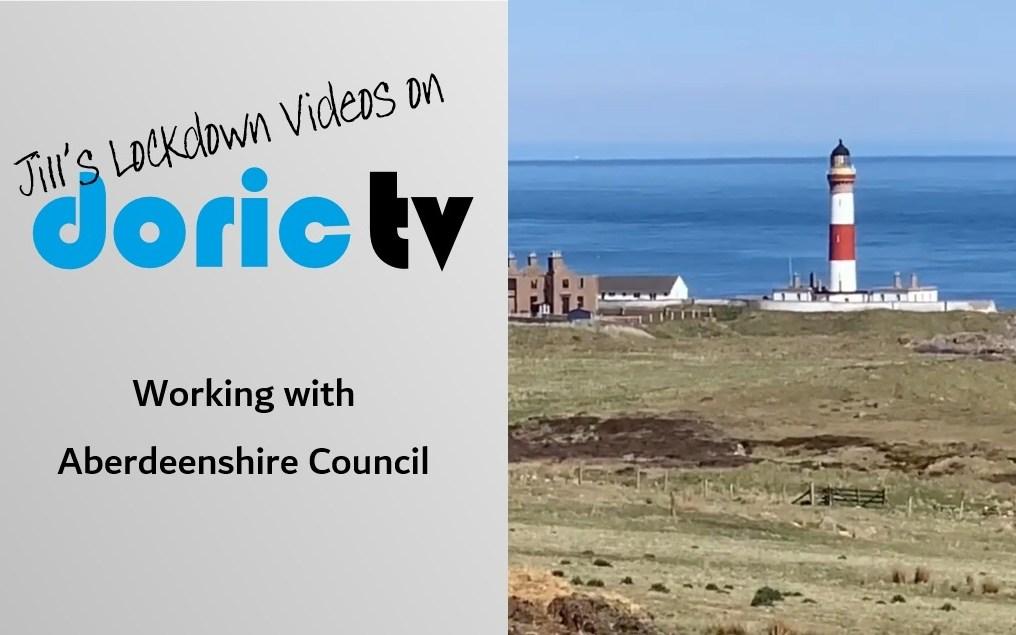 Doric TV – Working with Visit Aberdeen