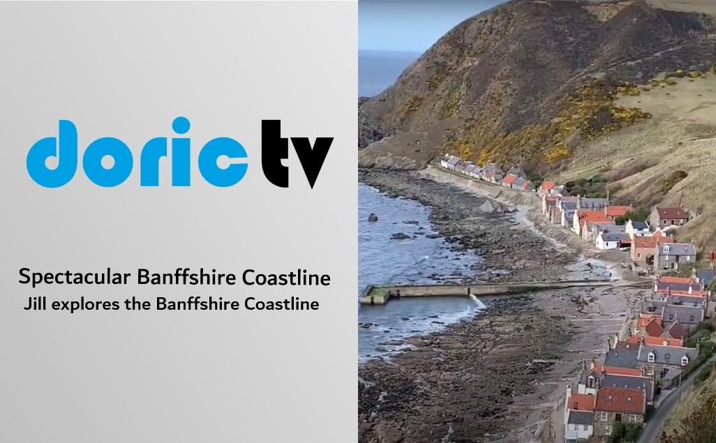 Doric TV – Travel – Spectacular Banffshire Coastline, Scotland