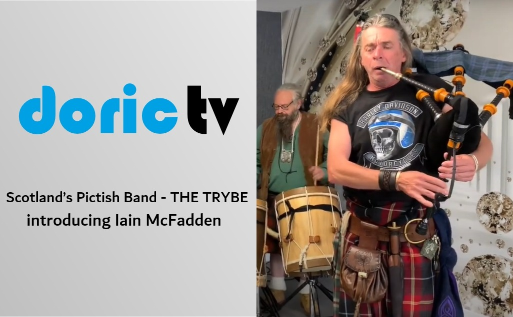 Doric TV – Scotland's Pictish Band – THE TRYBE