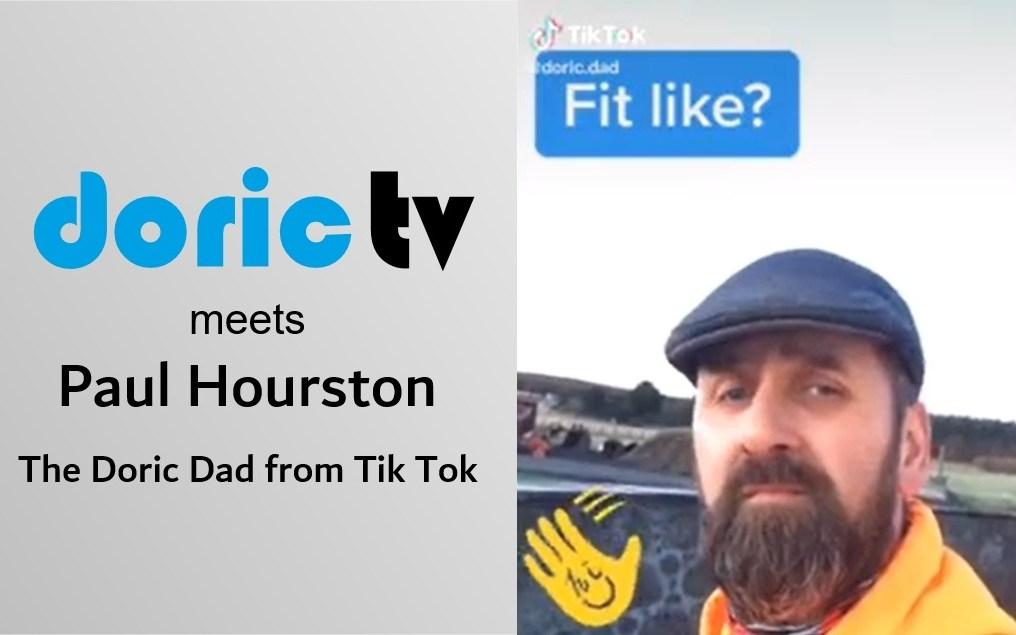 Doric TV – Interviews Tik Tok Doric Dad