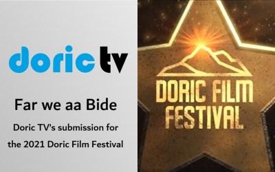 Doric TV's entry for the 2021 Doric Film Festival