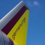 Germanwings Heckflosse, Adventzauber