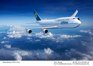 (c) Boeing / Lufthansa Foto