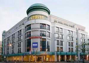 Aussenansicht Dorint Hotel Charlottenhof Halle (Saale)