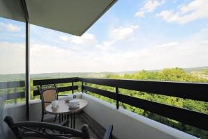 Dorint Sporthotel & Resort Arnsberg/Sauerland - Blick vom Balkon