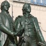 Weimar - Goethe & Schiller, Thüringer Bachwochen