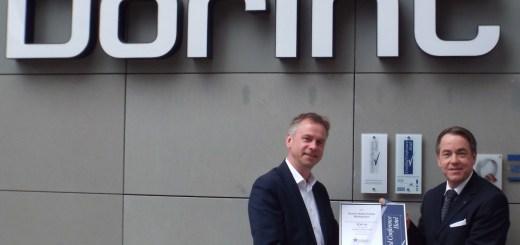 Zertifizierung zum Certified Conference Hotel für das Dorint Pallas Wiesbaden.