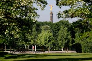 Siegessäule | Victory Column © visitBerlin, Foto: Wolfgang Scholvien