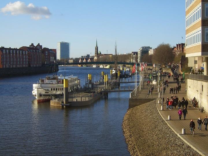 Schlachte Bremen Veranstaltungen