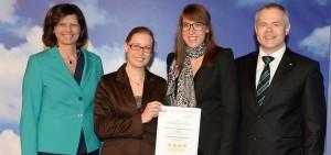 Erneut Vier-Sterne-Superior für das Dorint im Hotelturm Augsburg