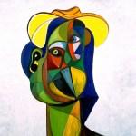 """Ausstellung: Condo_MulticoloredPortrait Bischofberger Collection, Szwiterland © VG Bild Kunst, Bonn_pw Fotonachweis: """"© VG Bild Kunst, Bonn_pw"""""""