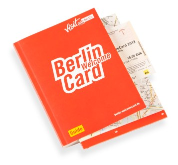 Themenwoche Berlin Die Berlin Welcome Card