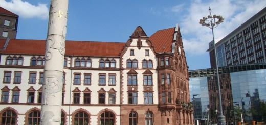 Die St. Reinoldi Kirche in Dortmund