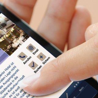 Wir präsentieren unsere neue Dorint App.