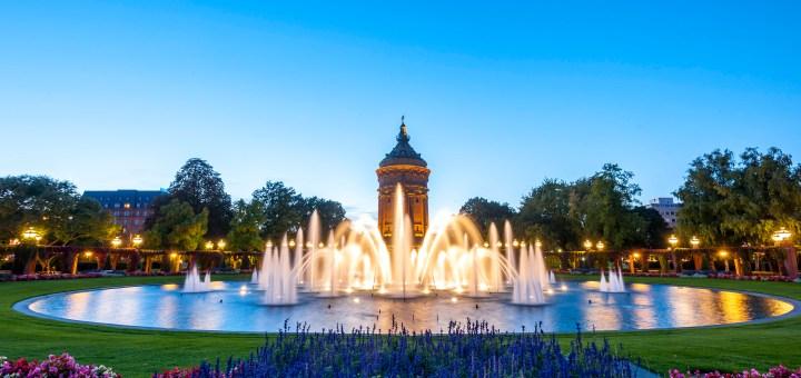 Dorint Kongresshotel Mannheim in der Nähe vom Wasserturm setzt auf Nachhaltigkeit