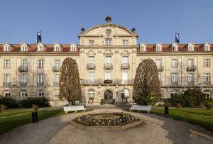 Bad Brückenau auf dem Siegertreppchen des Certified Star-Award