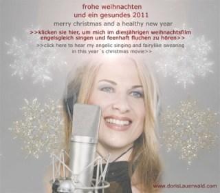 Doris Lauerwald - Weihnachten 2010